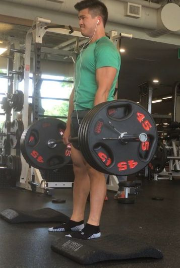 ERIC - Gym Deadlift